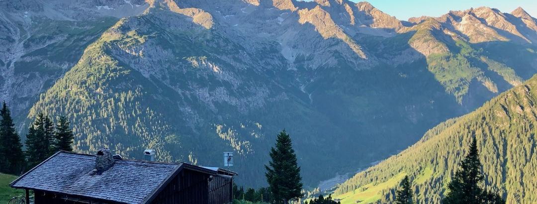 Schwabegg-Hütten.