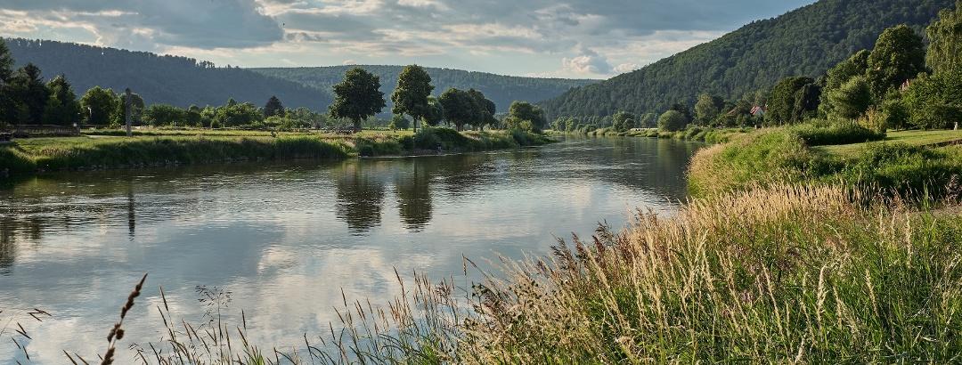 Weser bei Hemeln
