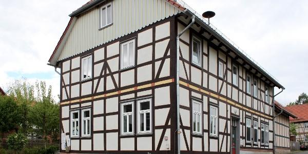 Rathaus Gemeinde Bühren