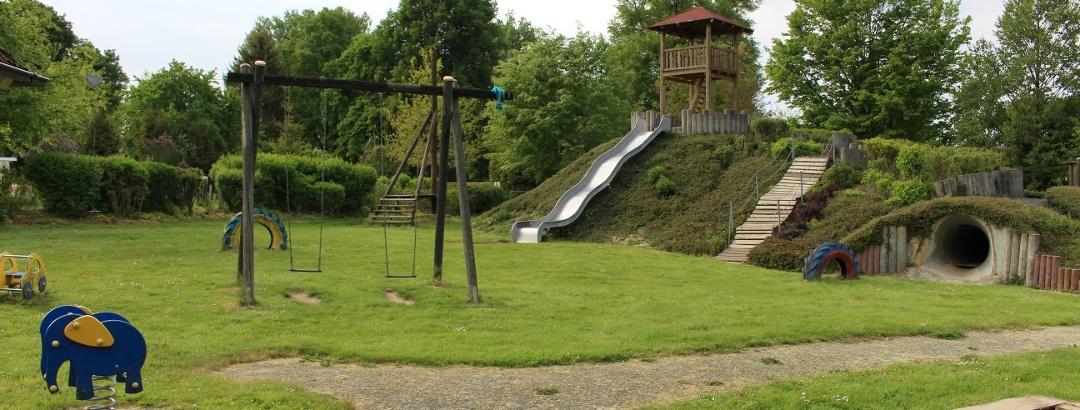Spielplatz in Bodensee