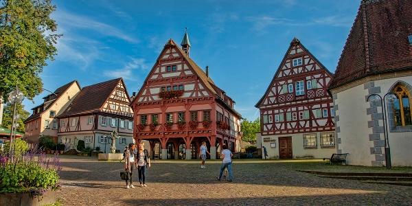 Marktplatz Plochingen