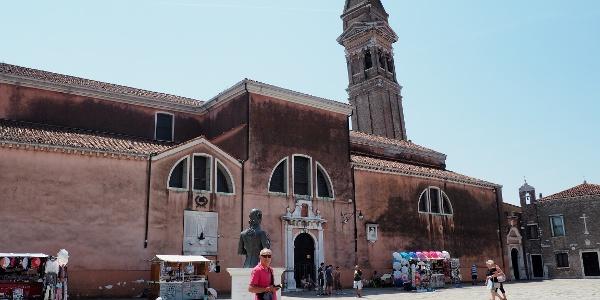 Burano - Parrocchia di San Martino Vescovo (3)