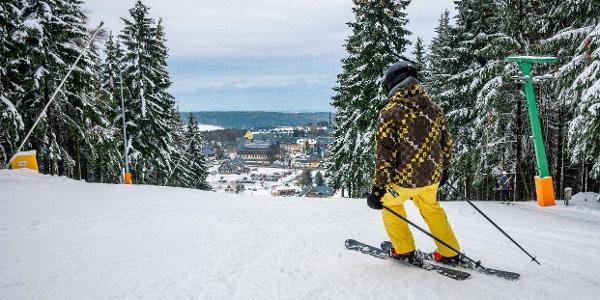 Ski- & Rodelarena Altenberg
