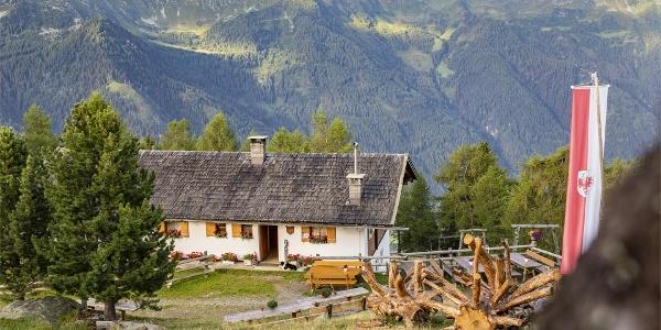 Weizgruber Alm | Wandergebiet Speikboden