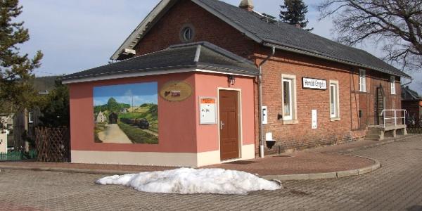 Ehemaliger Bahnhof Oberherold
