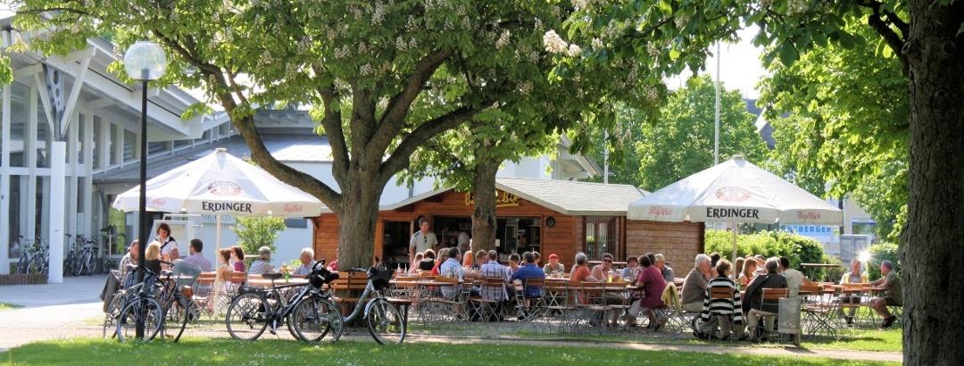 Biergarten im Park Emmelshausen