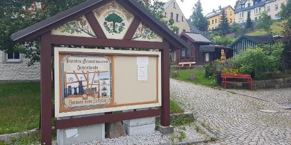Bürsten-Heimatmuseum Schönheide