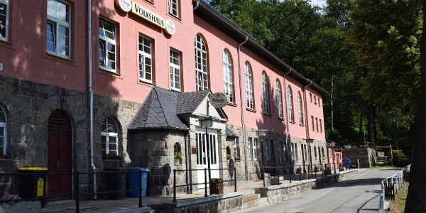 Volkshaus Gornsdorf