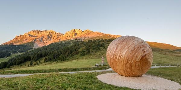 Eye to thel Dolomites - Passo di Pampeago