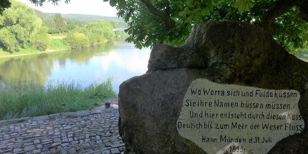 Am Weserstein