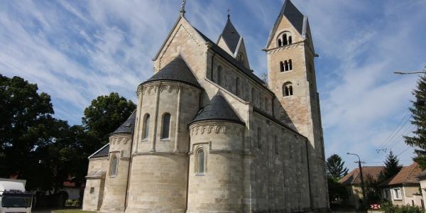 Kostol Sv. Jakuba v Lébényi