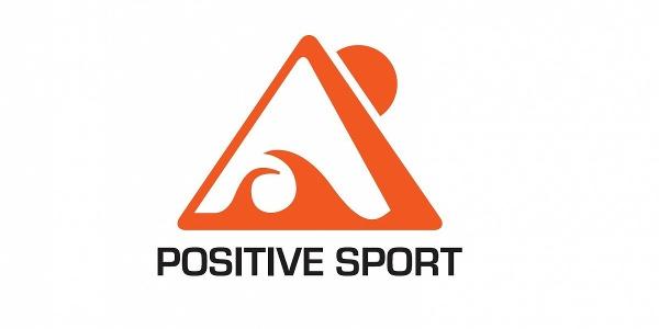 Positive sport logo