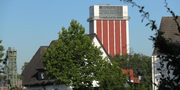 Rund ums Ruhrgebiet E19 Kamp-Lintfort - Duisburg Trompet