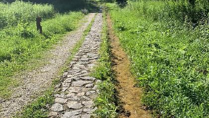 Az út eleje
