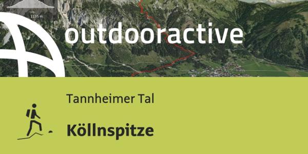 Bergtour im Tannheimer Tal: Köllnspitze