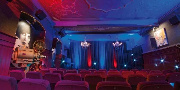 Kino im Waldhorn Rottenburg, Vorführsaal