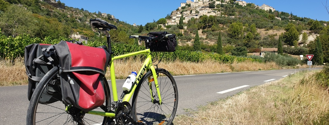 Biking in Provence