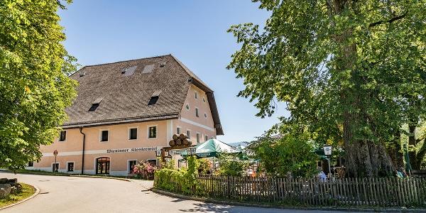 Der Klosterwirt am Höglwörther See