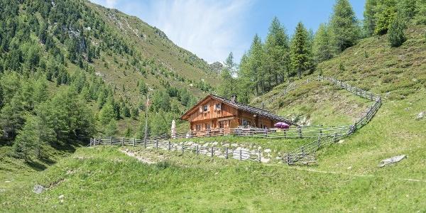 Plattner alp hut