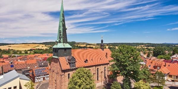 St. Laurentius Kirche in Gieboldehausen