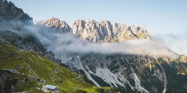 Ellmau_Gruttenhütte_Wilder Kaiser
