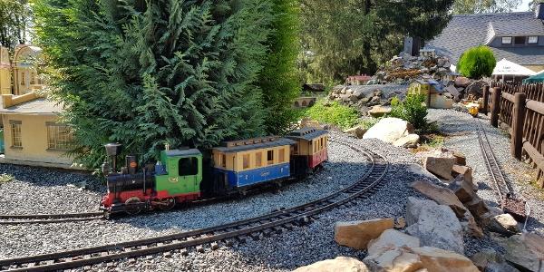 Kuhberg-Gartenbahn