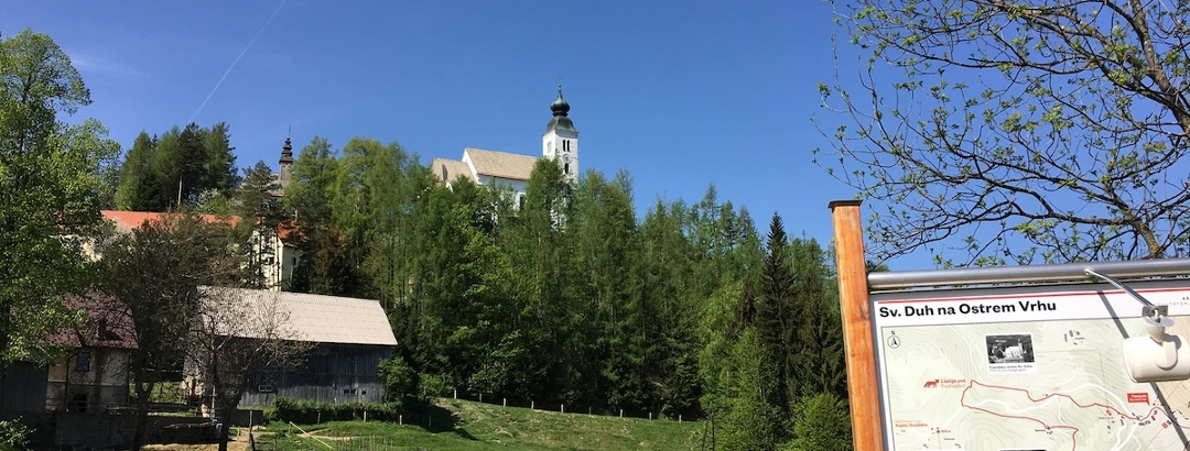 Kirche Sveti Duh