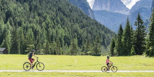 Dolomitenradweg
