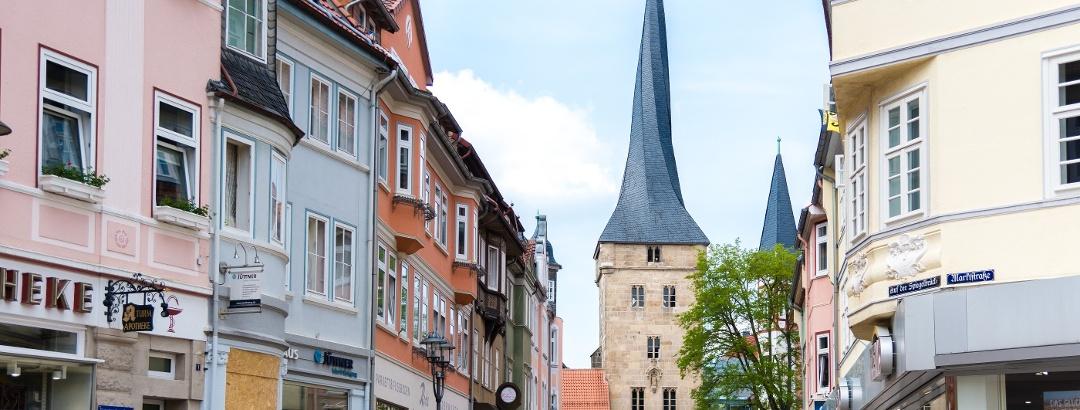 Westerturm in Duderstadt