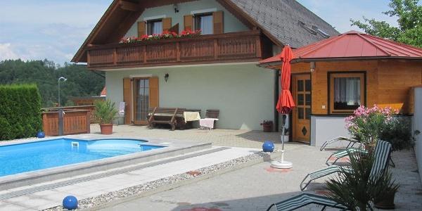 Haus Kremser mit Pool