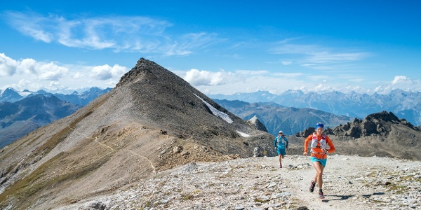 Dritte Etappe durch das Val d'Hérens