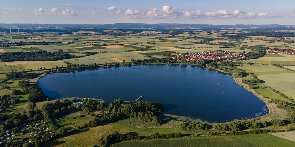 Blick auf den Seeburger See