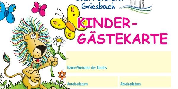 Kinder-Gästekarte