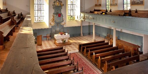 Eglise Stengel de Harskirchen