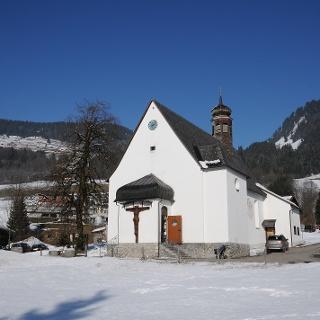 Au, Kuratiekirche Heiliger Josef