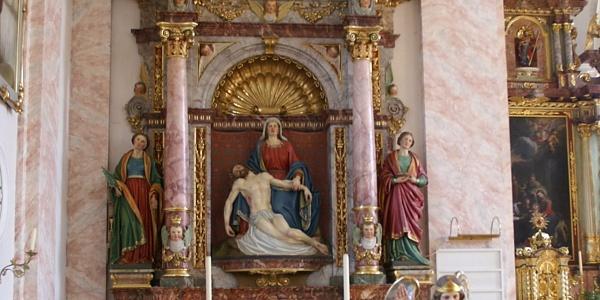 Bezau, Katholische Pfarrkirche Heiliger Jodok 3