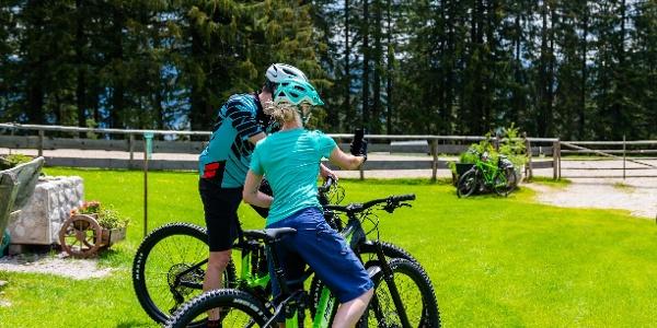 MTB-App E-Bike