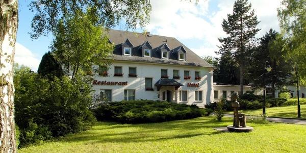 Waldhotel am Stausee