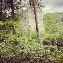 Burgruine Hohenerpfingen