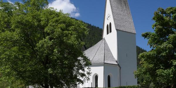 Brand, Katholische Pfarrkirche Mariä Himmelfahrt
