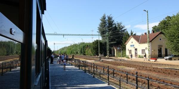 Nagycenki Széchenyi Múzeumvasút (Fertőboz megállóhely)