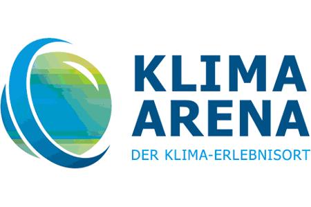 Logo Klima Arena Sinsheim