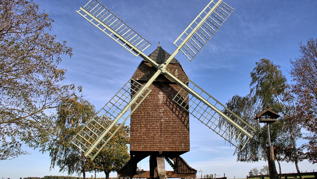 Woltersche Bockwindmühle