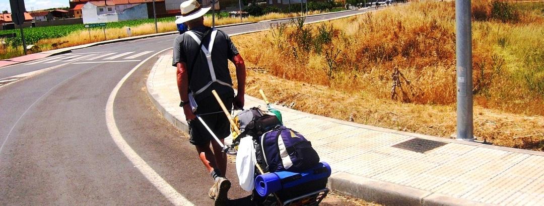 Pilgern - auch für Senioren