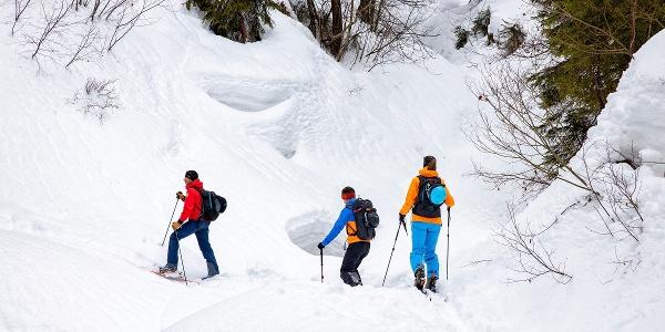 Skitour Fadeuer