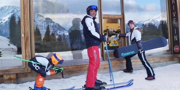 Ski Drive in Grüsch-Danusa