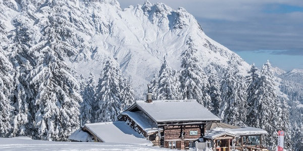 Gabühelhütte Winter