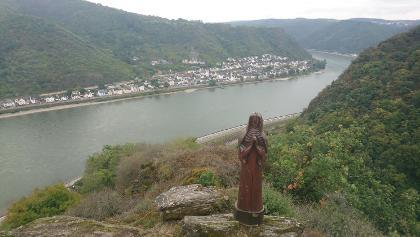 Betende Nonne