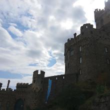 Burg Sooneck - derzeit wegen Corona geschlossen