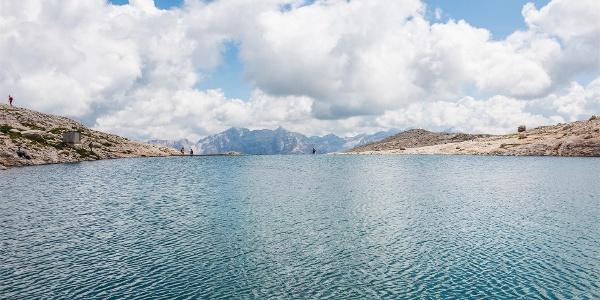 Pisciadú Lake